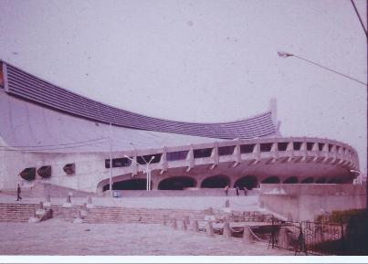 1984 Tokyo Olympic Staduim